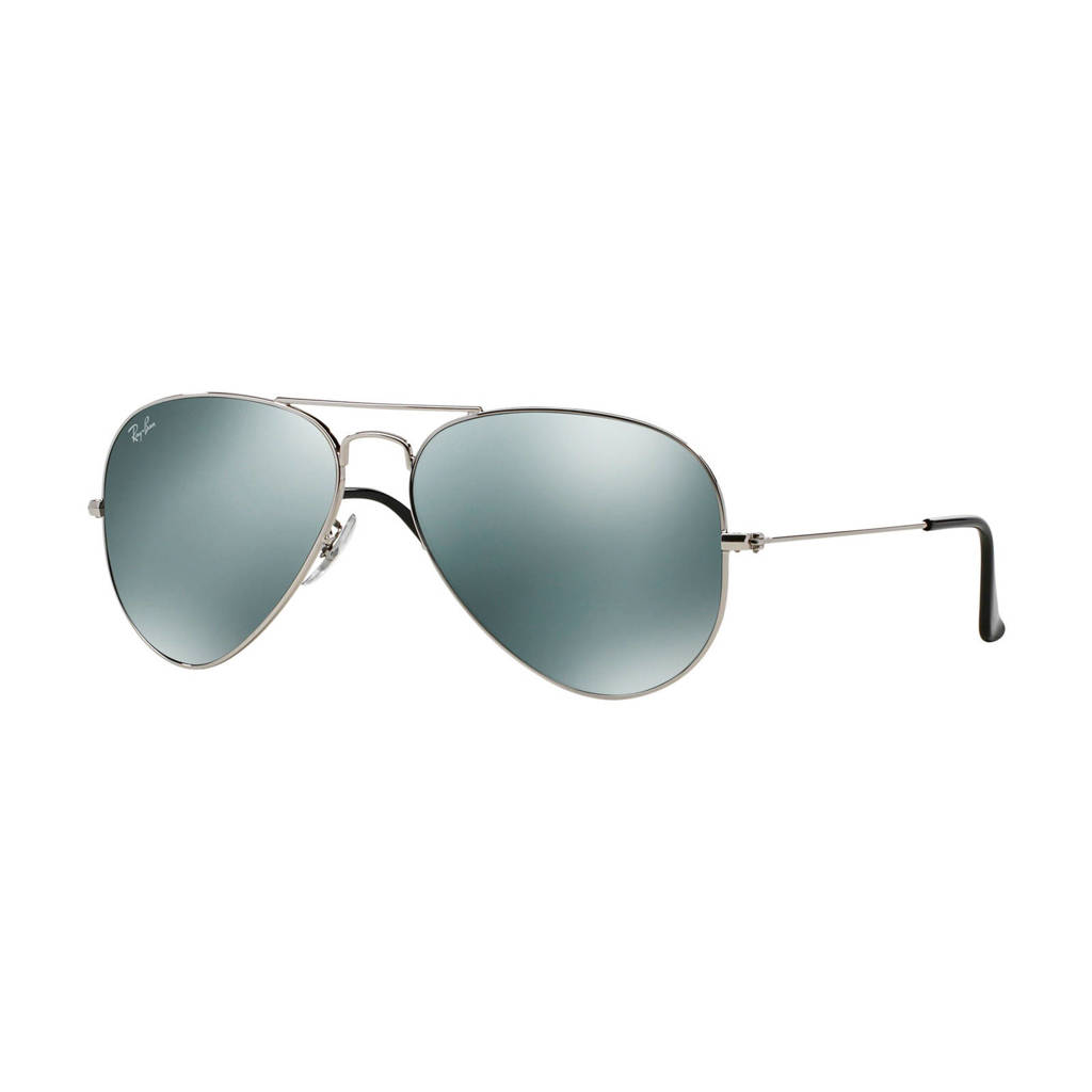 Ray-Ban zonnebril 0RB3025, Zilver