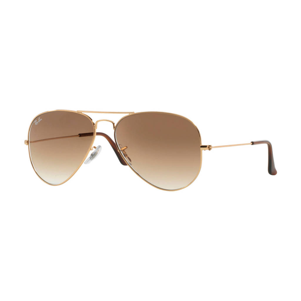 Ray-Ban zonnebril 0RB3025, Goud