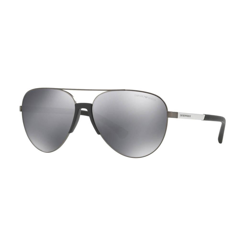 Emporio Armani zonnebril 0EA2059, Grijs
