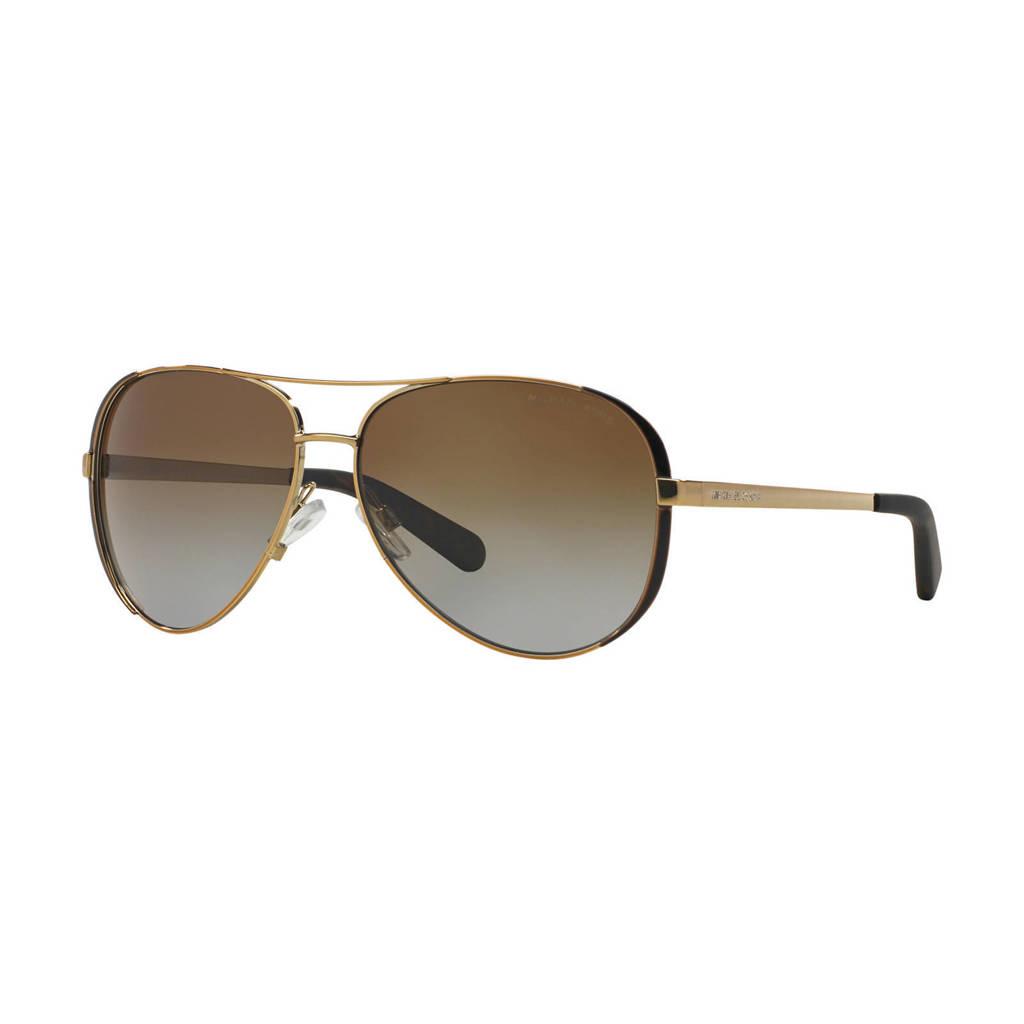 Michael Kors zonnebril 0MK5004, Bruin