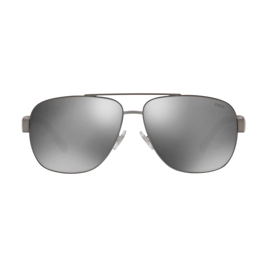 POLO Ralph Lauren zonnebril 0PH3110, Grijs