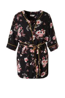ONLY carmakoma kimono met bloemenprint
