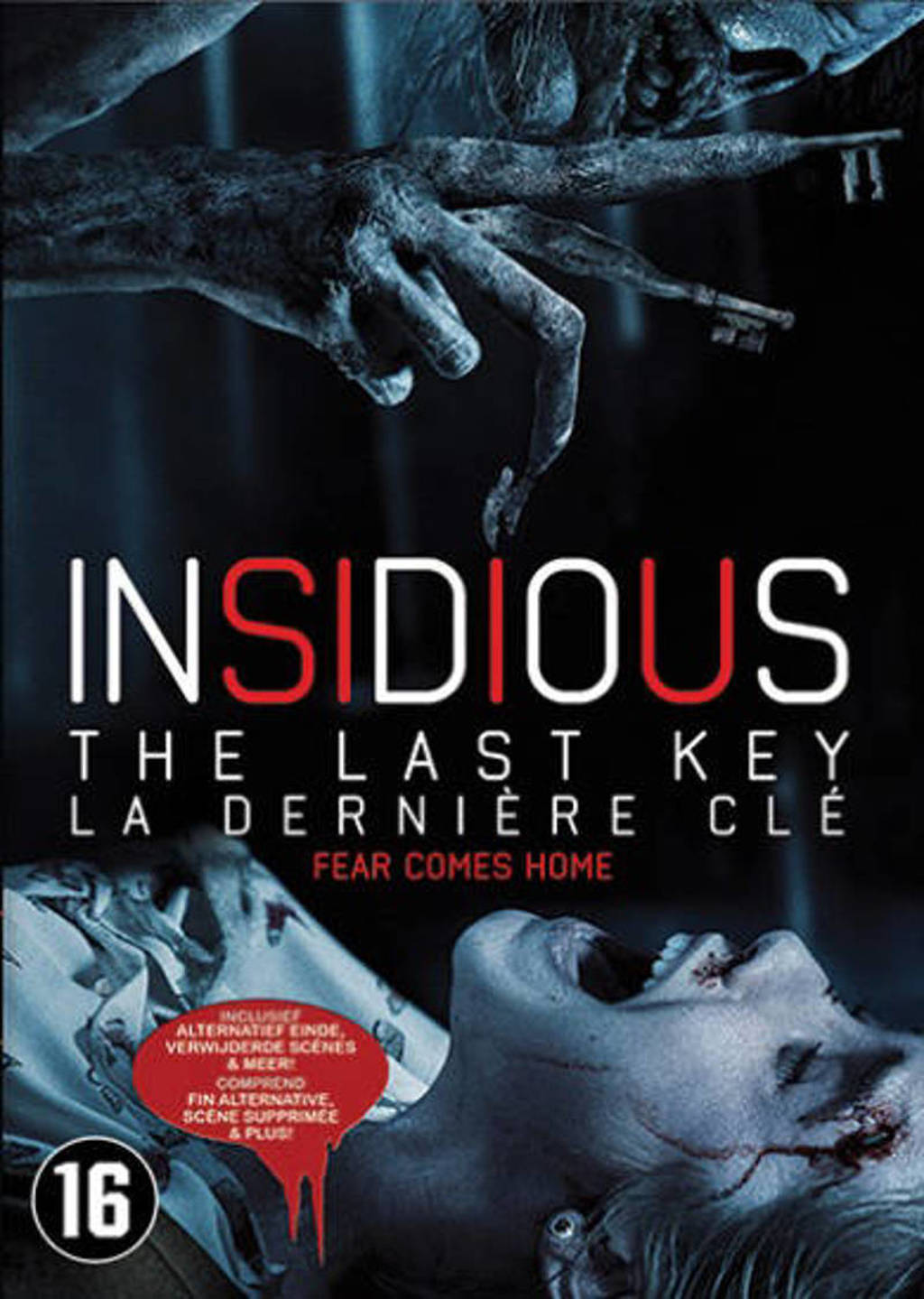 Insidious - The last key (DVD)