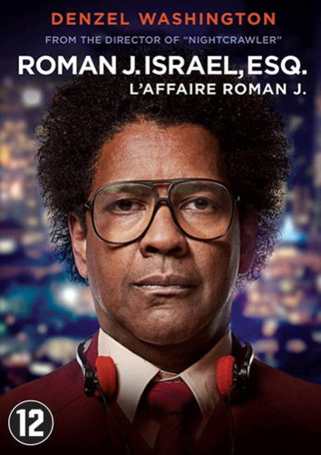 Roman J. Israel Esq. (DVD)