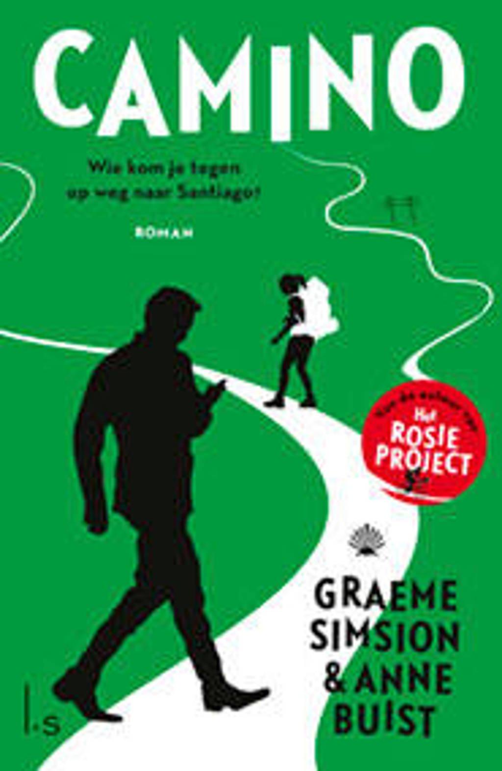 Camino - Graeme Simsion en Anne Buist