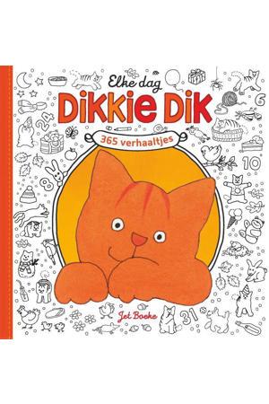 Elke dag Dikkie Dik - Jet Boeke