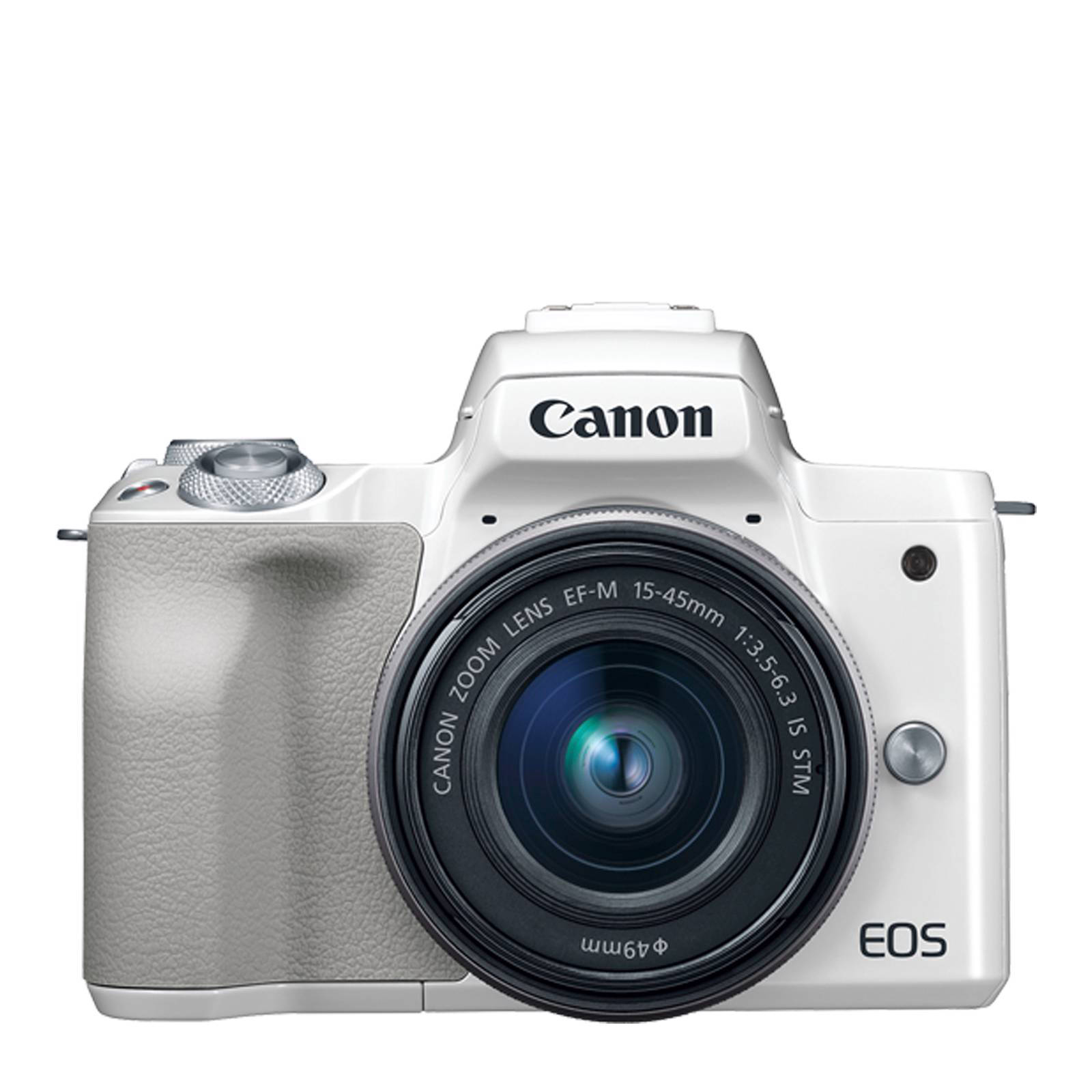 Canon EOS M50 + 15-45mm IS systeemcamera