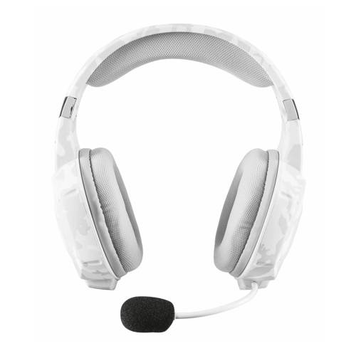 Trust Gaming GXT 322C Carus gaming headset snow camo kopen