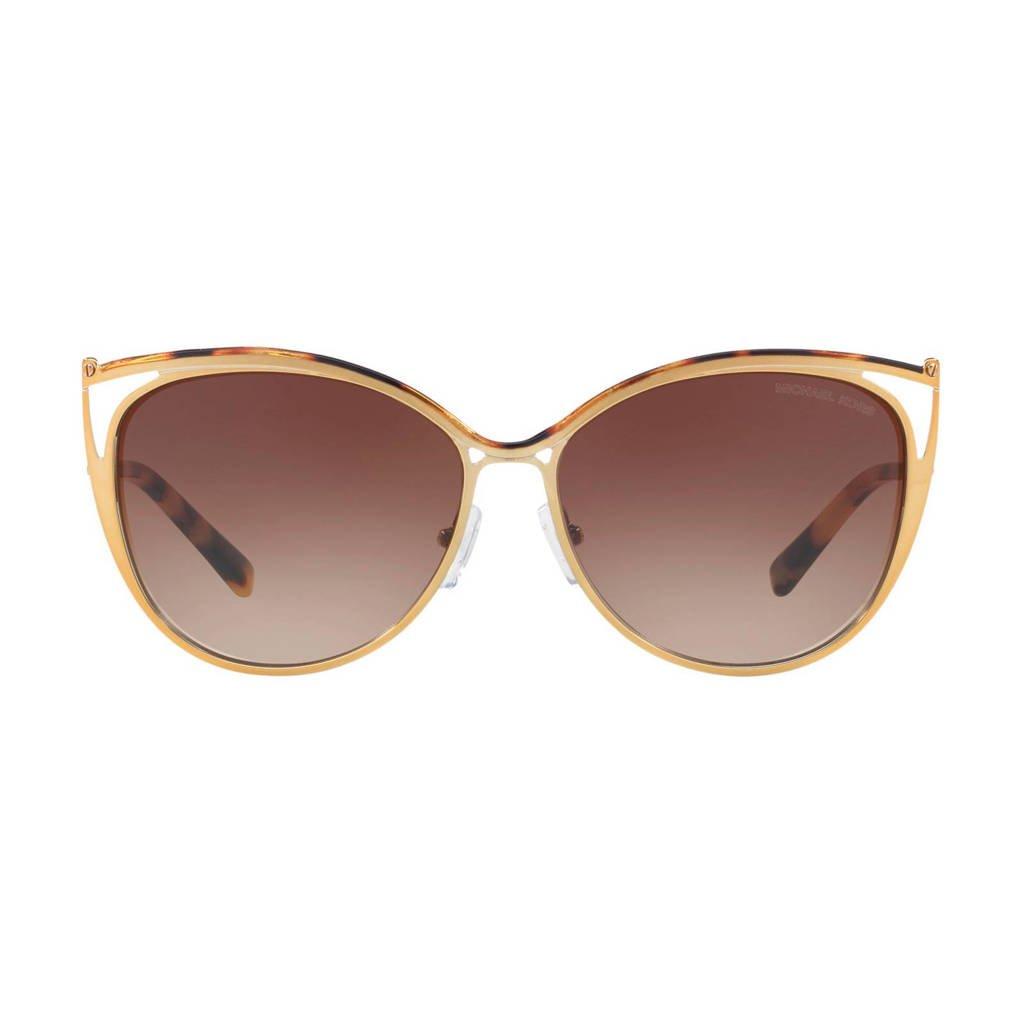 Michael Kors zonnebril 0MK1020, Goud
