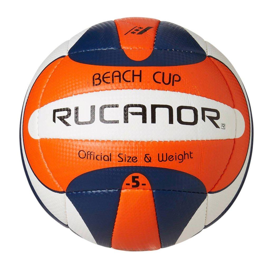Rucanor volleybal, Oranje/donkerblauw/wit