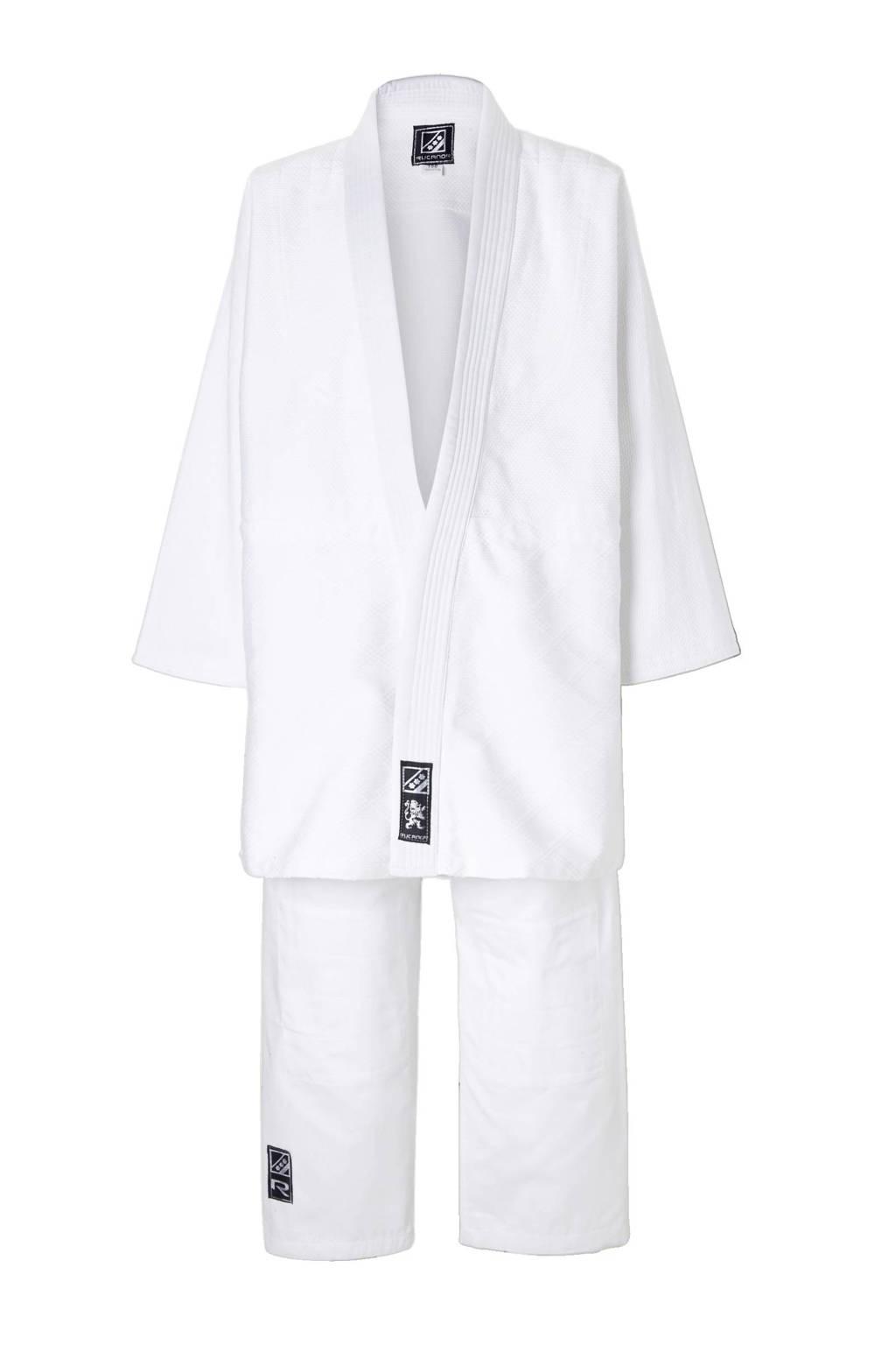 Rucanor  judopak, wit/ zwart