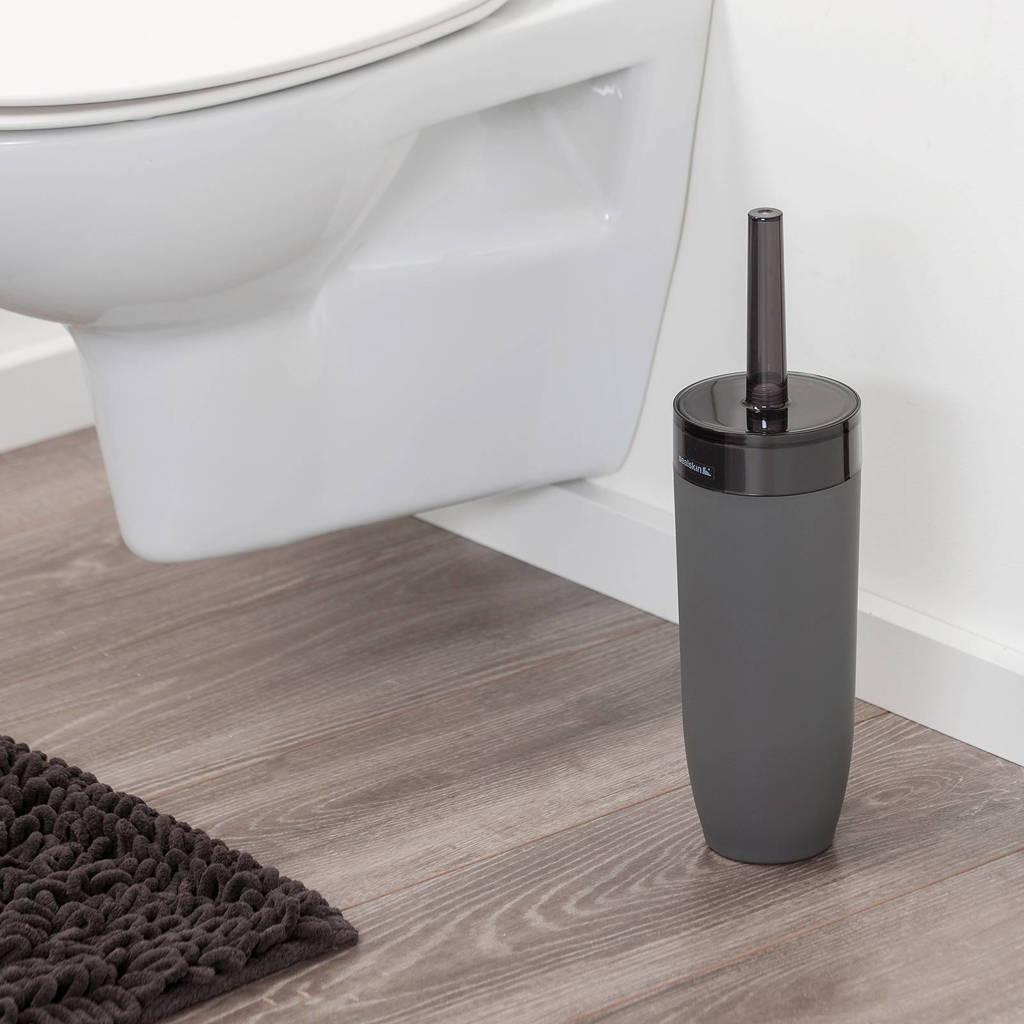 Sealskin Bloom toiletborstel, Grijs