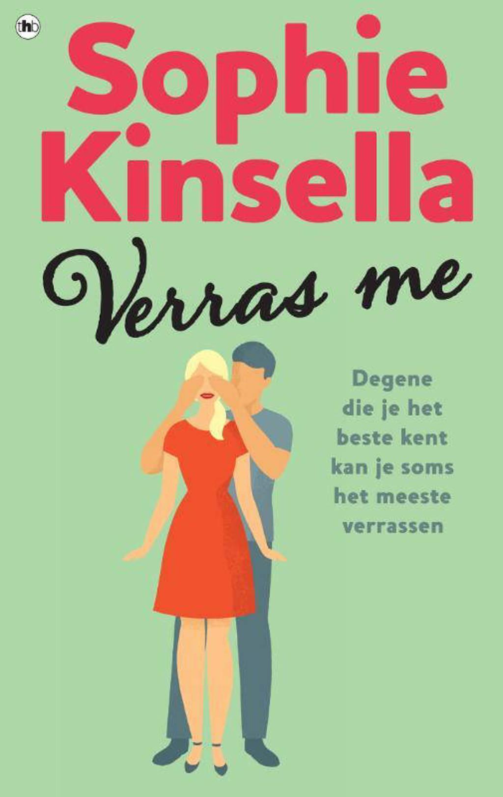 Verras me - Sophie Kinsella