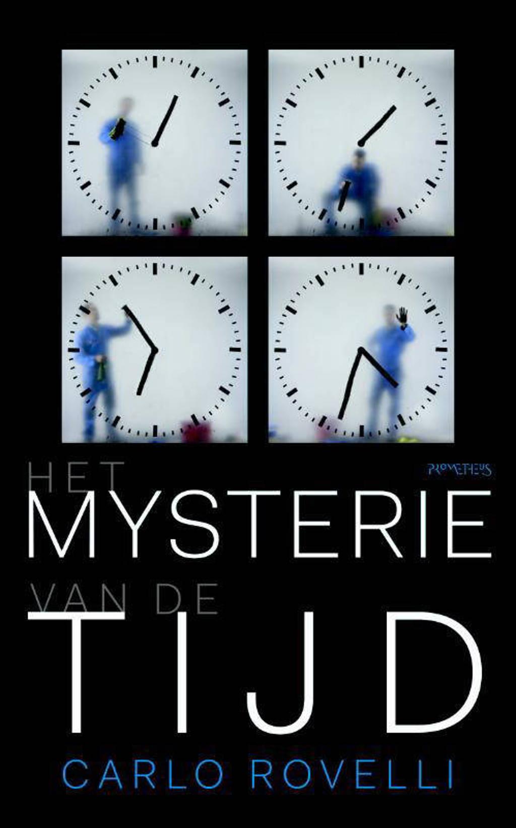 Het mysterie van de tijd - Carlo Rovelli