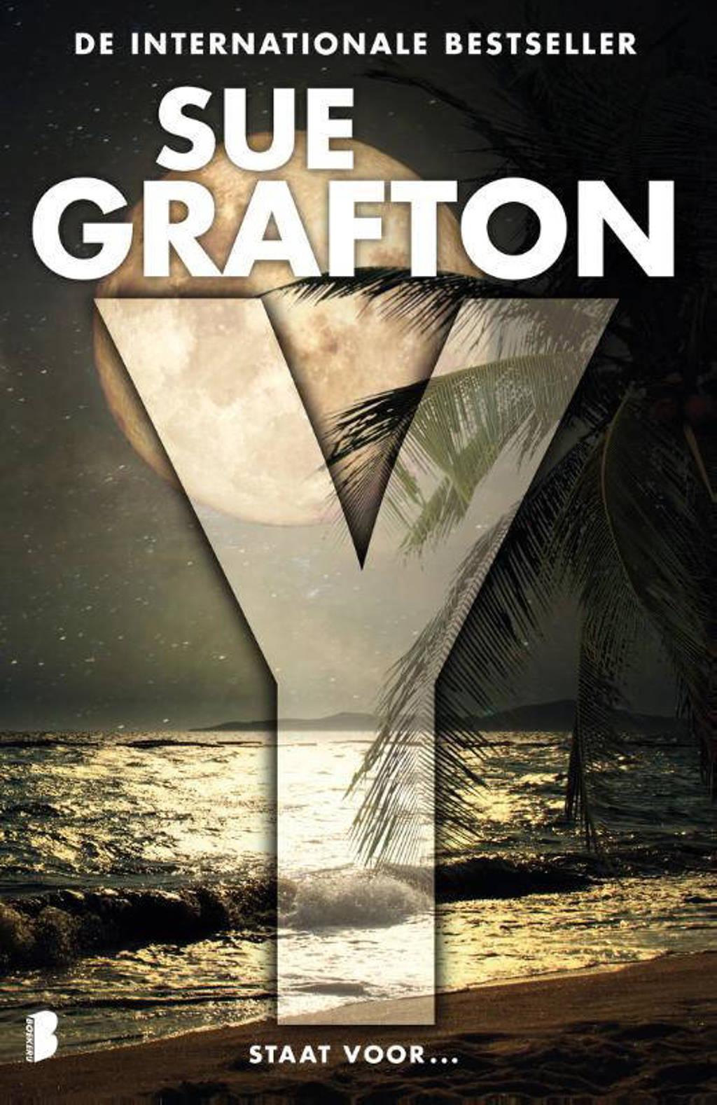Alfabet: Y - Sue Grafton