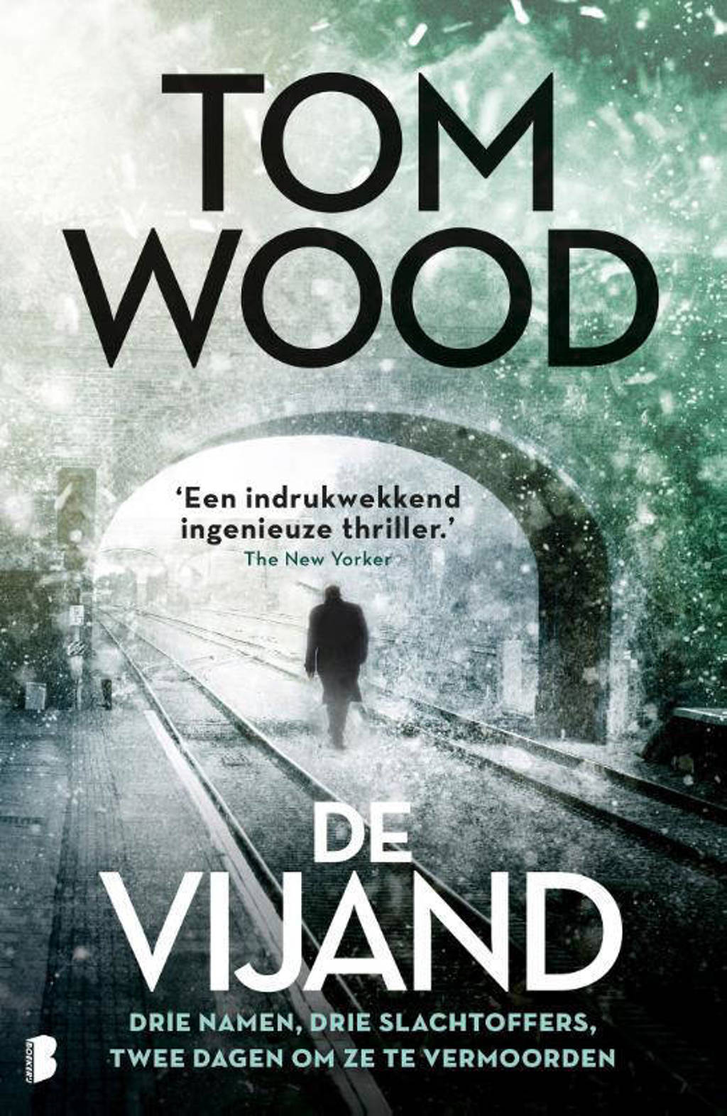 Victor: De vijand - Tom Wood