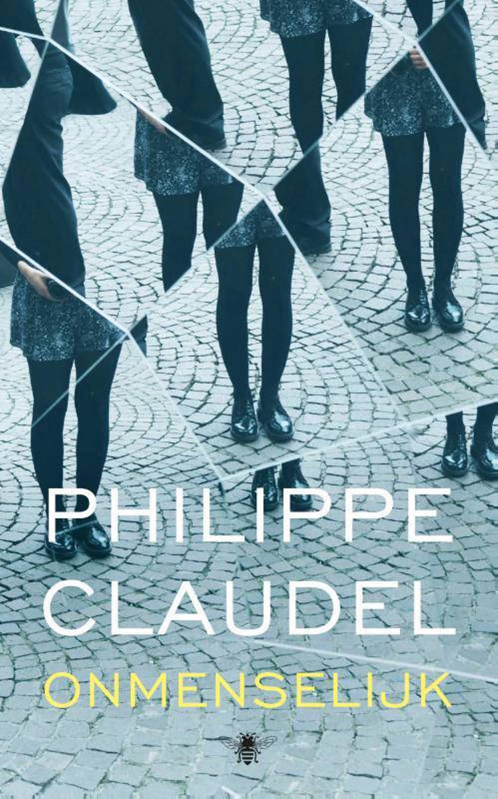 Onmenselijk - Philippe Claudel