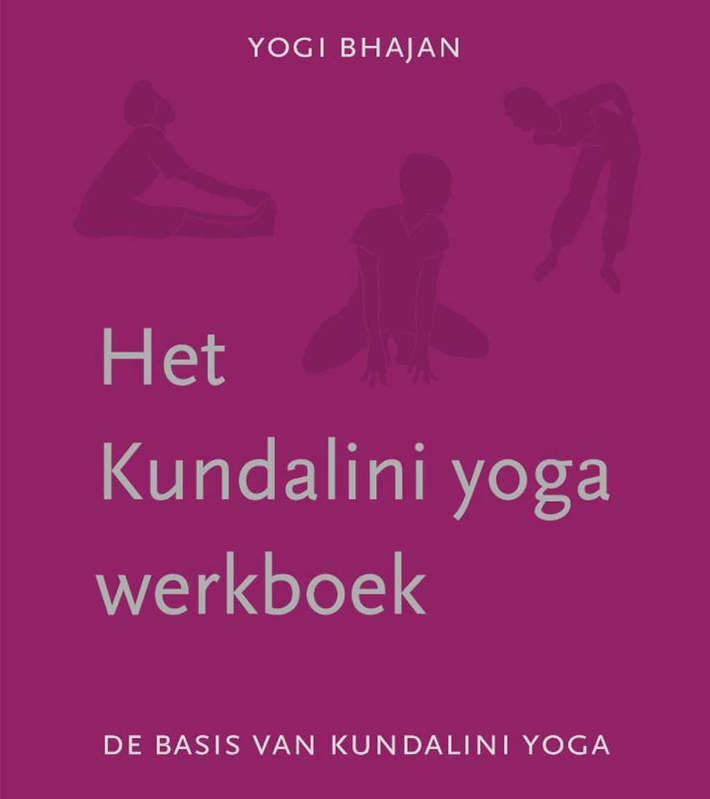Het Kundalini yoga werkboek - Yogi Bhajan