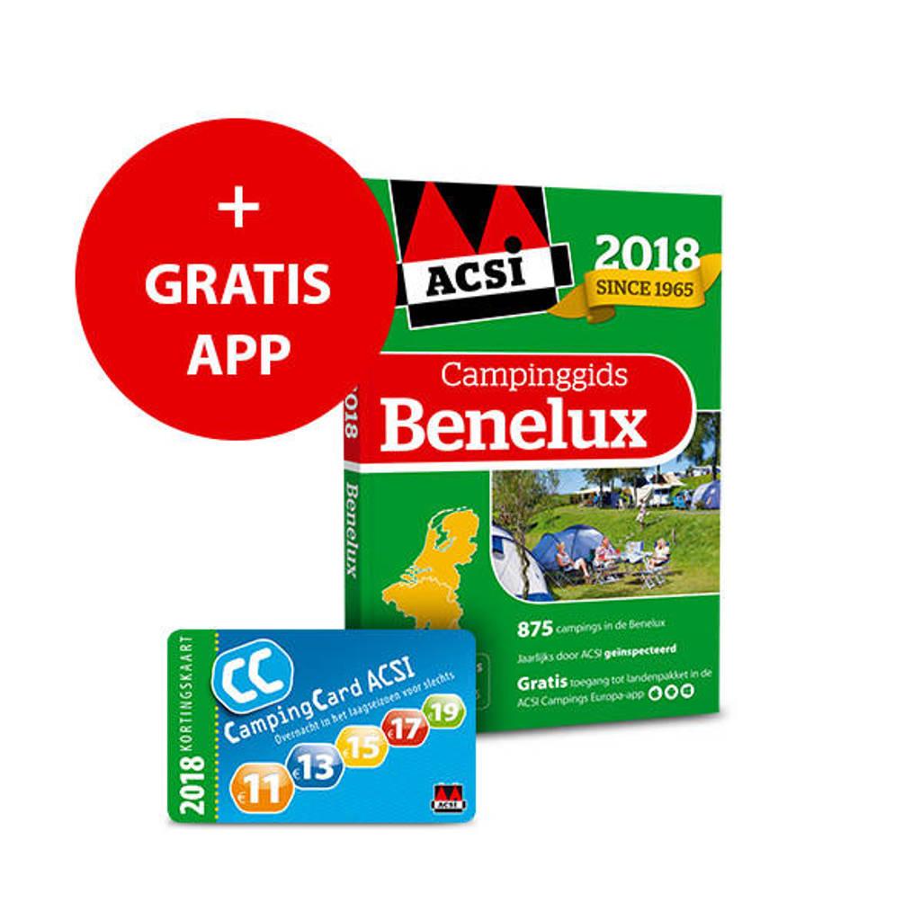 ACSI Campinggids: ACSI Campinggids Benelux