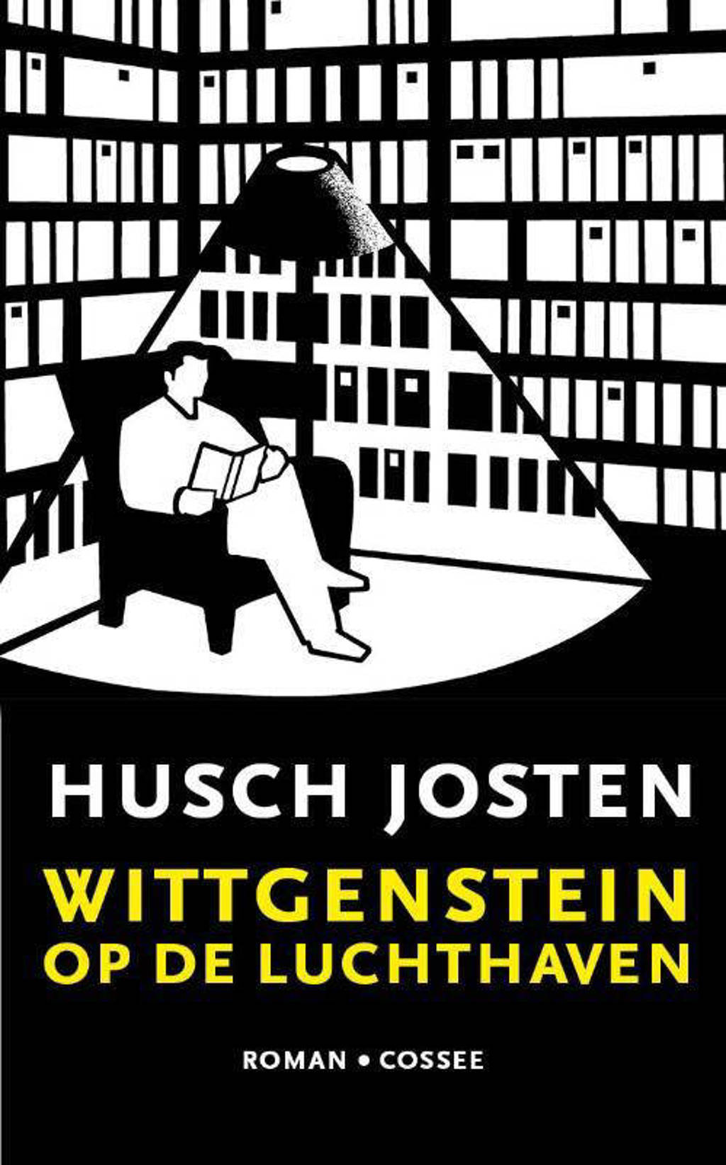 Wittgenstein op de luchthaven - Husch Josten