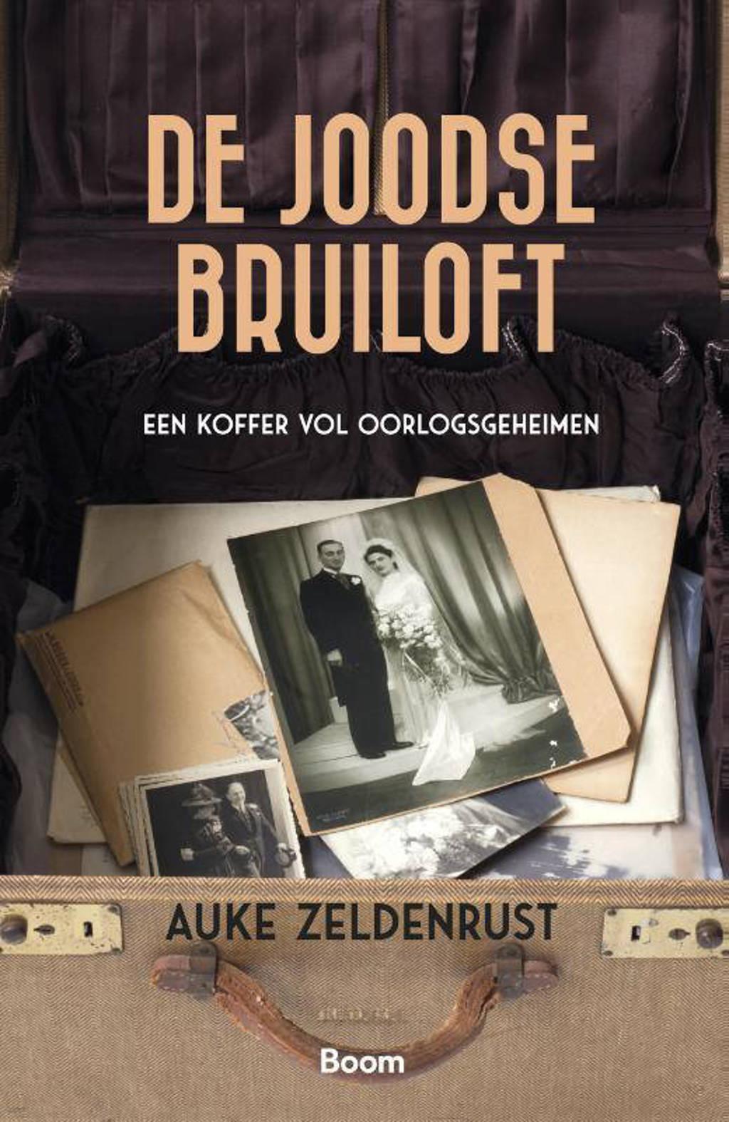 De Joodse bruiloft - Auke Zeldenrust