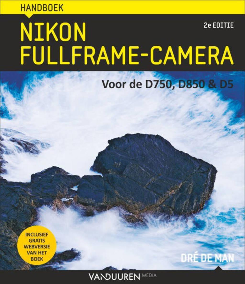 Handboek: Nikon Fullframe-camera - Dré de Man