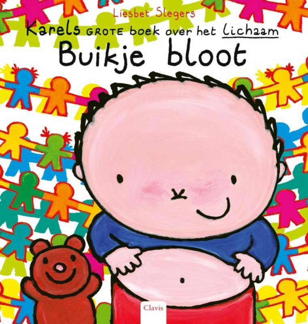 Buikje bloot - Liesbet Slegers