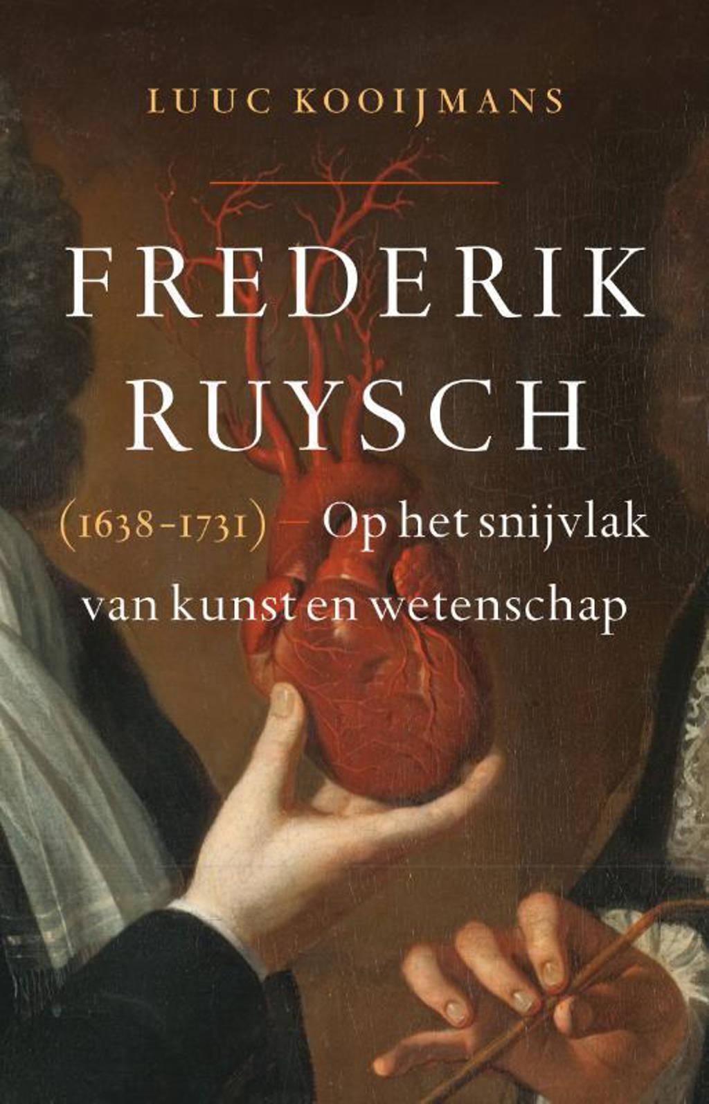 Frederik Ruysch (1638-1731) - Luuc Kooijmans
