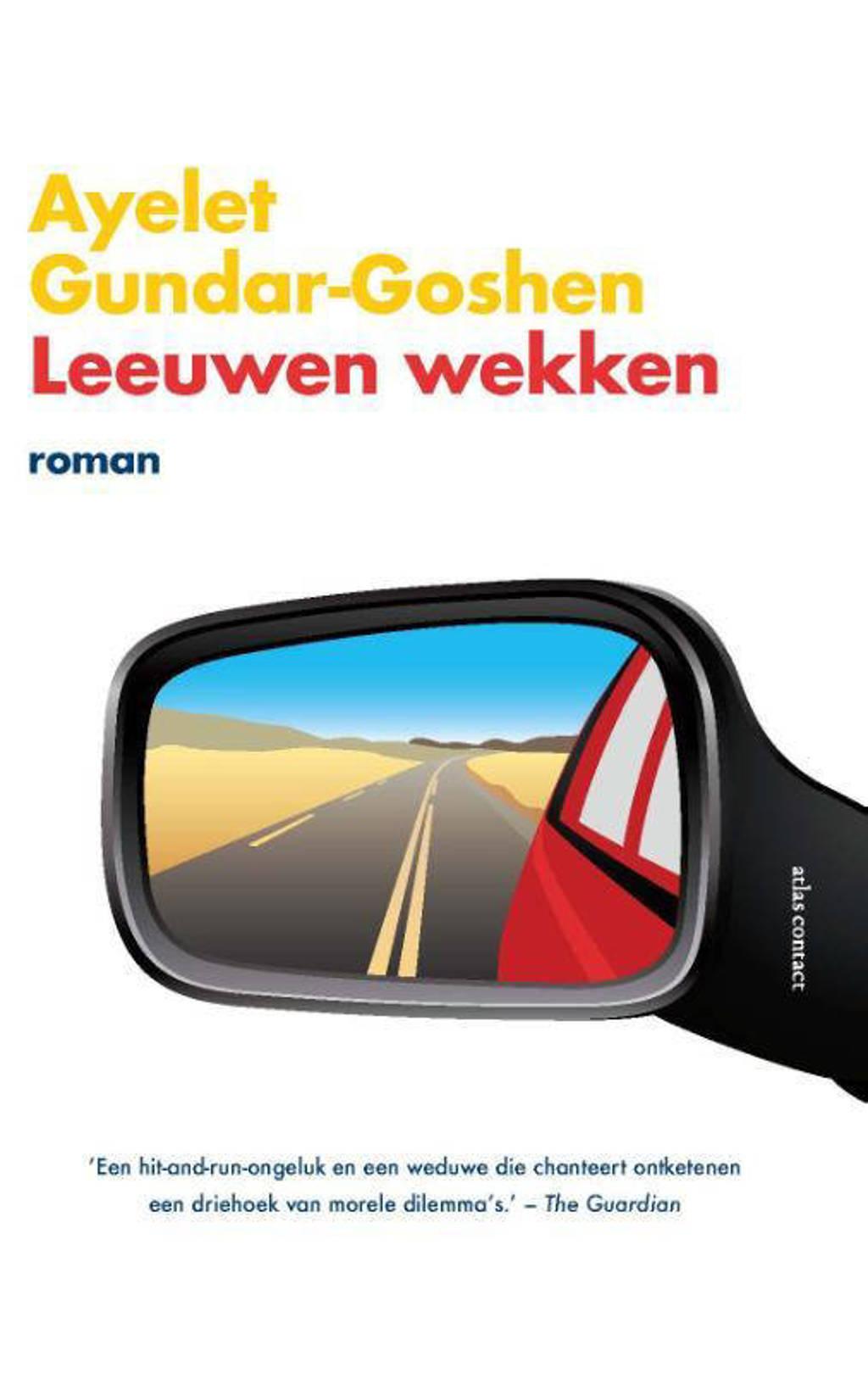 Leeuwen wekken - Ayelet Gundar-Goshen