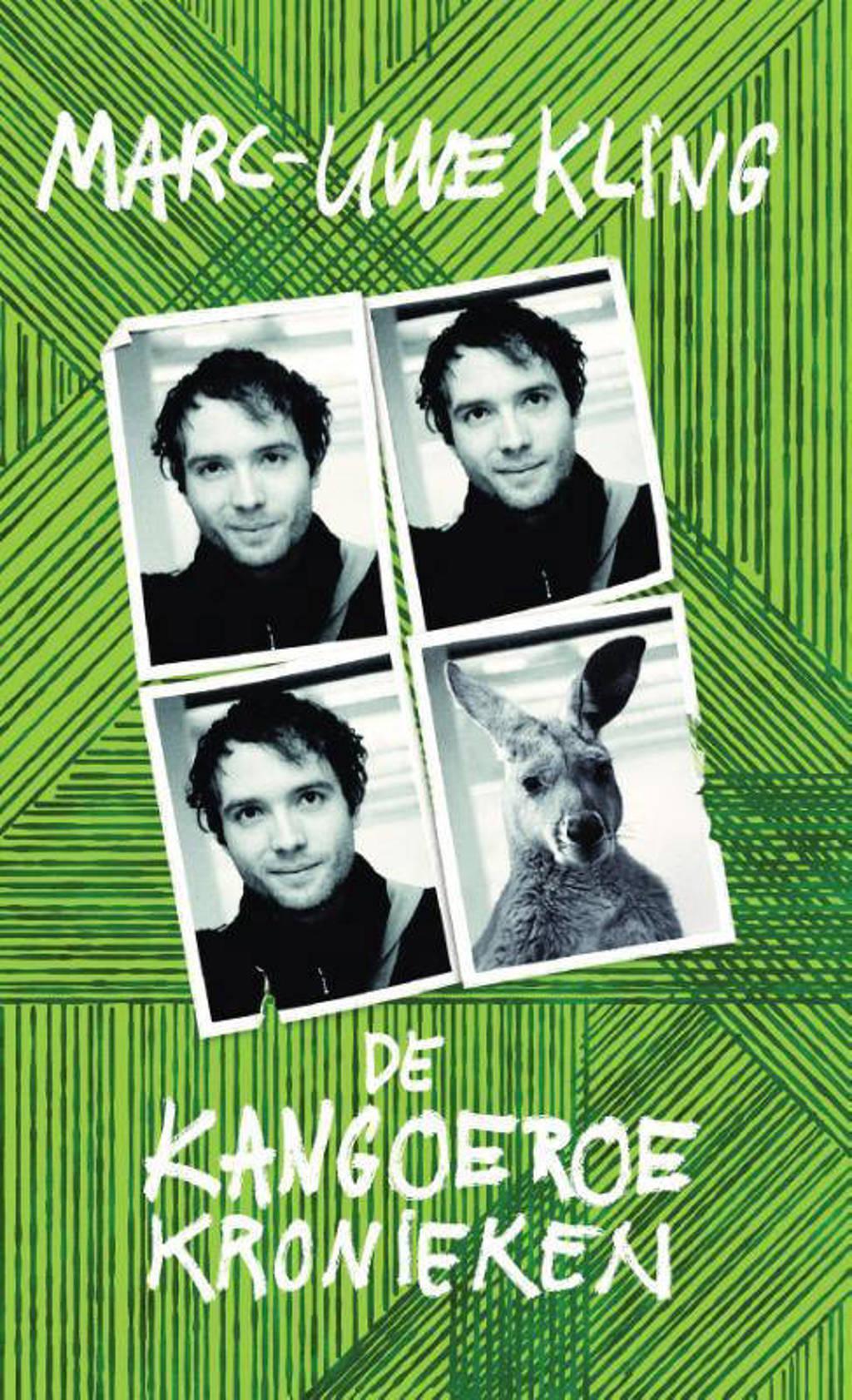 De kangoeroekronieken - Marc-Uwe Kling