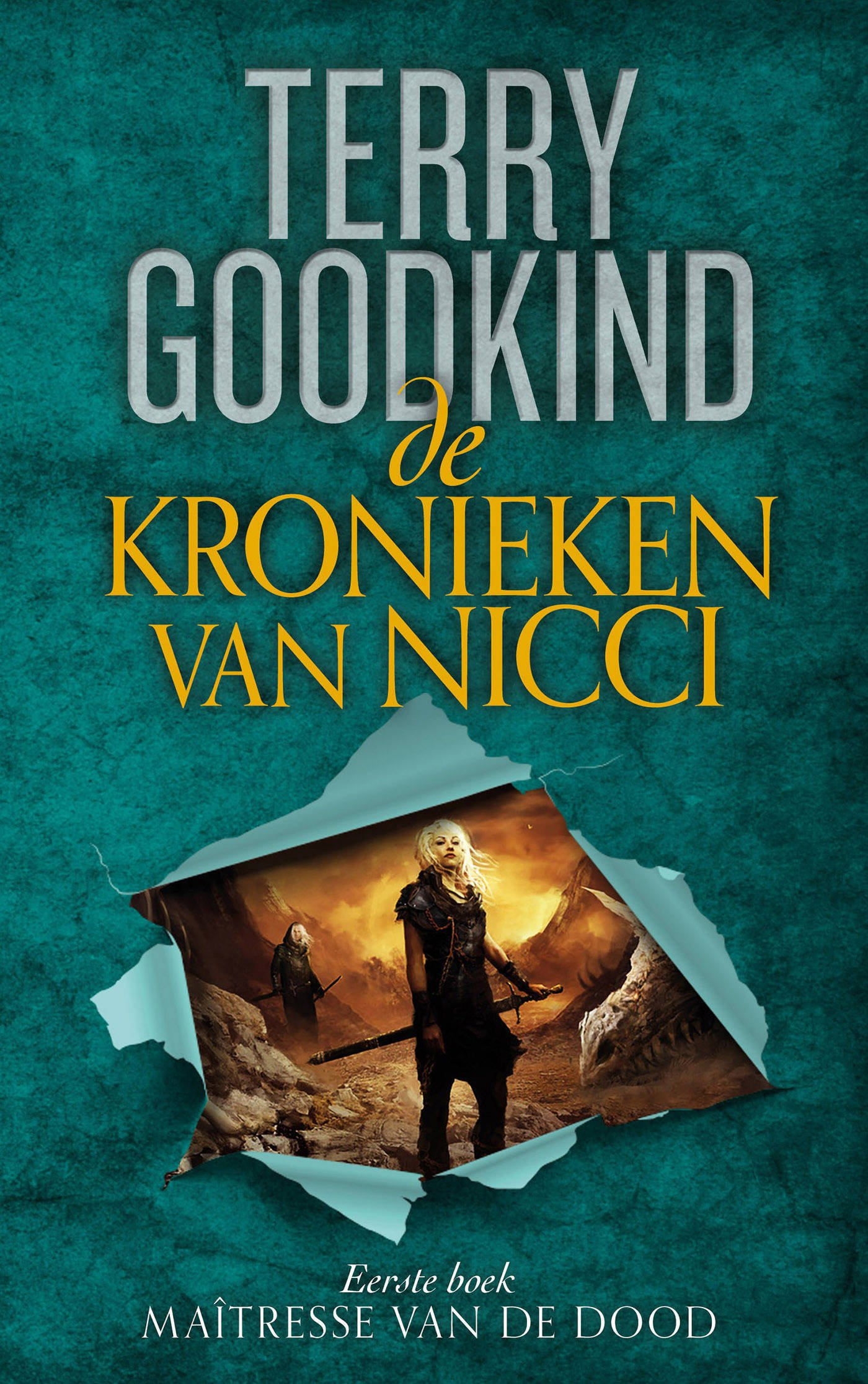 De Kronieken van Nicci: Maîtresse van de Dood - Terry Goodkind