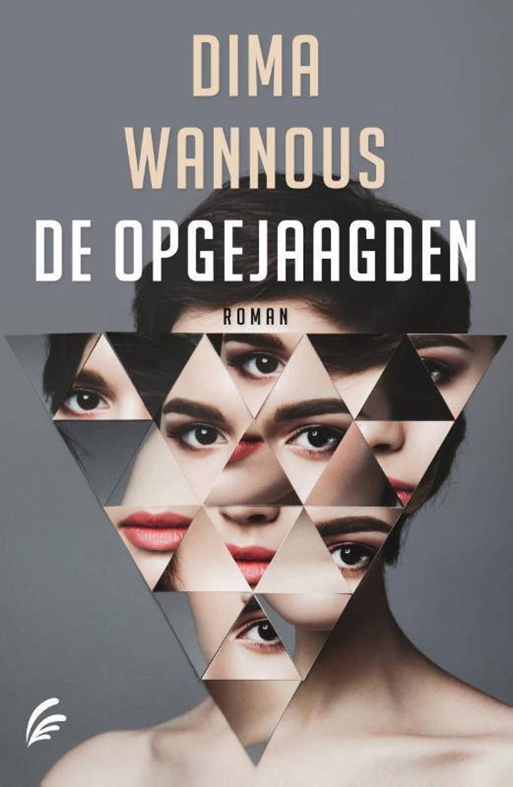 De opgejaagden - Dima Wannous