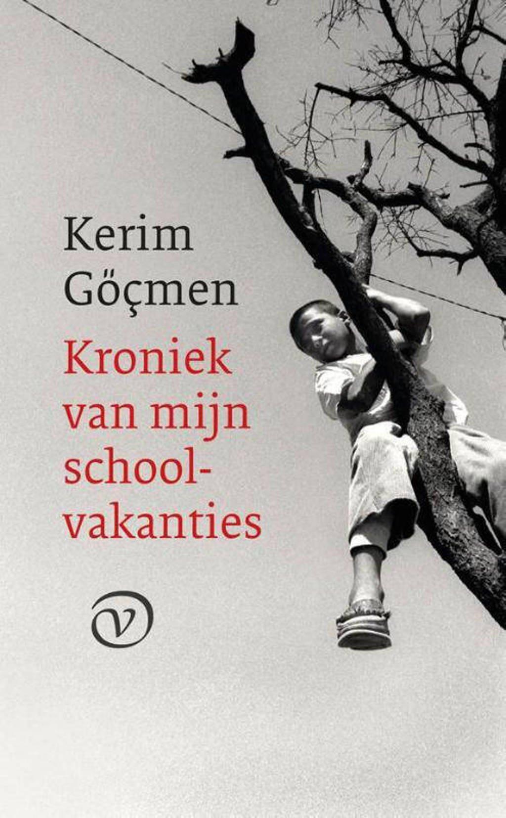 Kroniek van mijn schoolvakanties - Kerim Göçmen