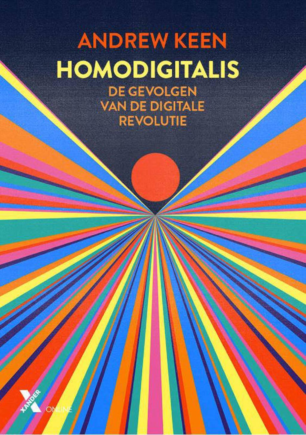 Homo digitalis - Andrew Keen
