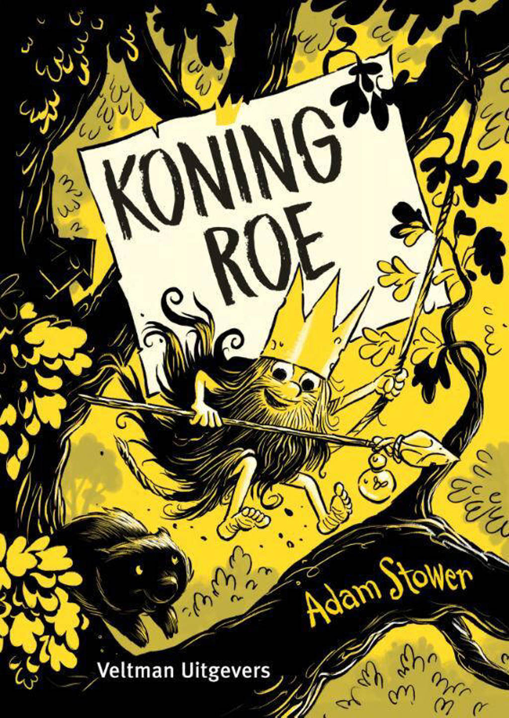 Koning Roe - Adam Stower