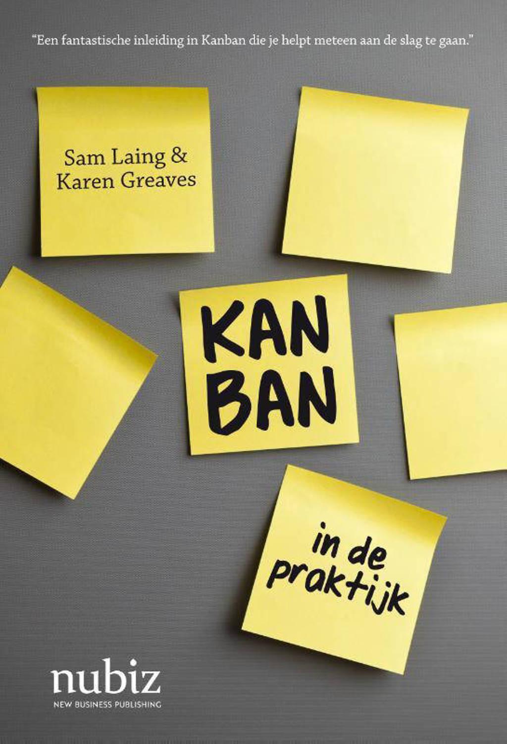Kanban in de praktijk - Sam Laing en Karen Greaves