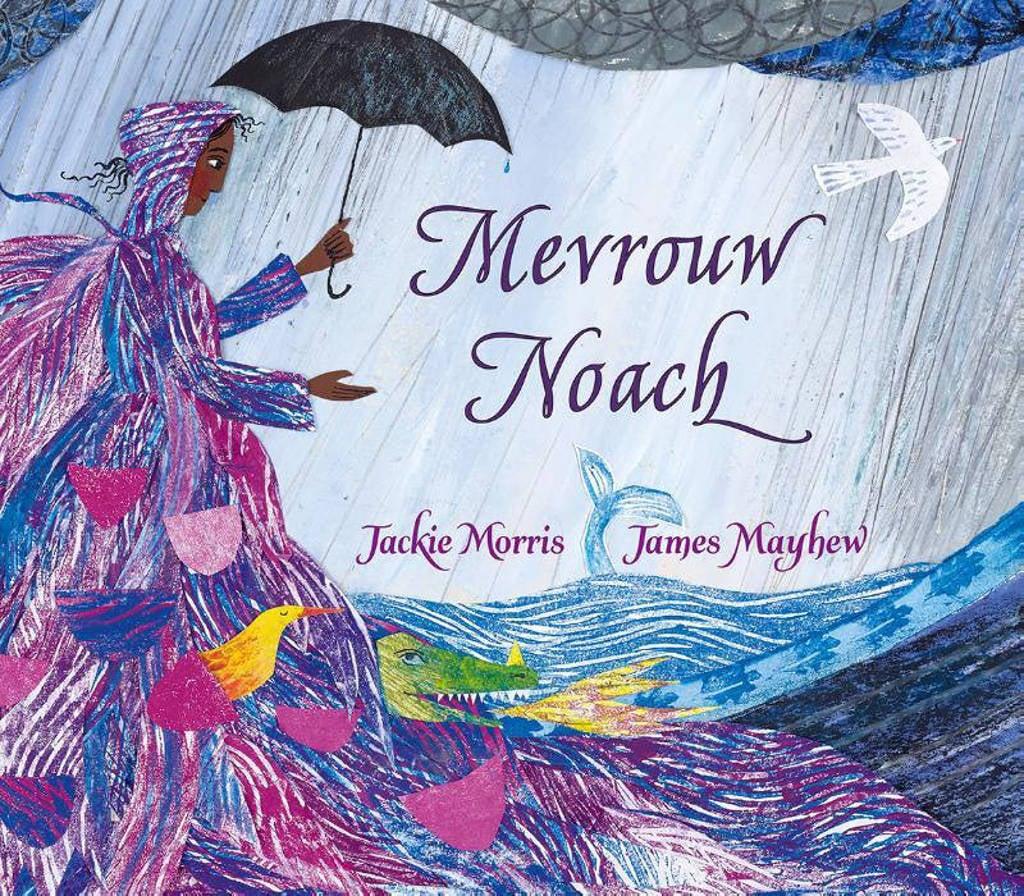 Mevrouw Noach - Jackie Morris