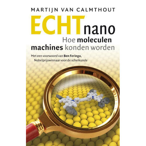 Echt nano - Martijn van Calmthout
