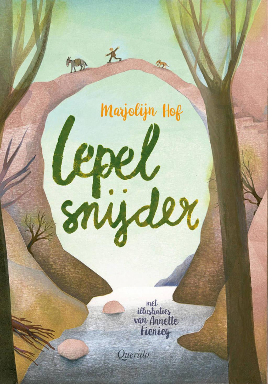 Lepelsnijder - Marjolijn Hof