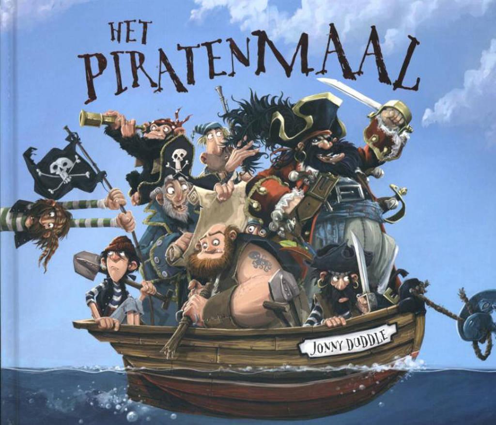 Het piratenmaal - Jonny Duddle
