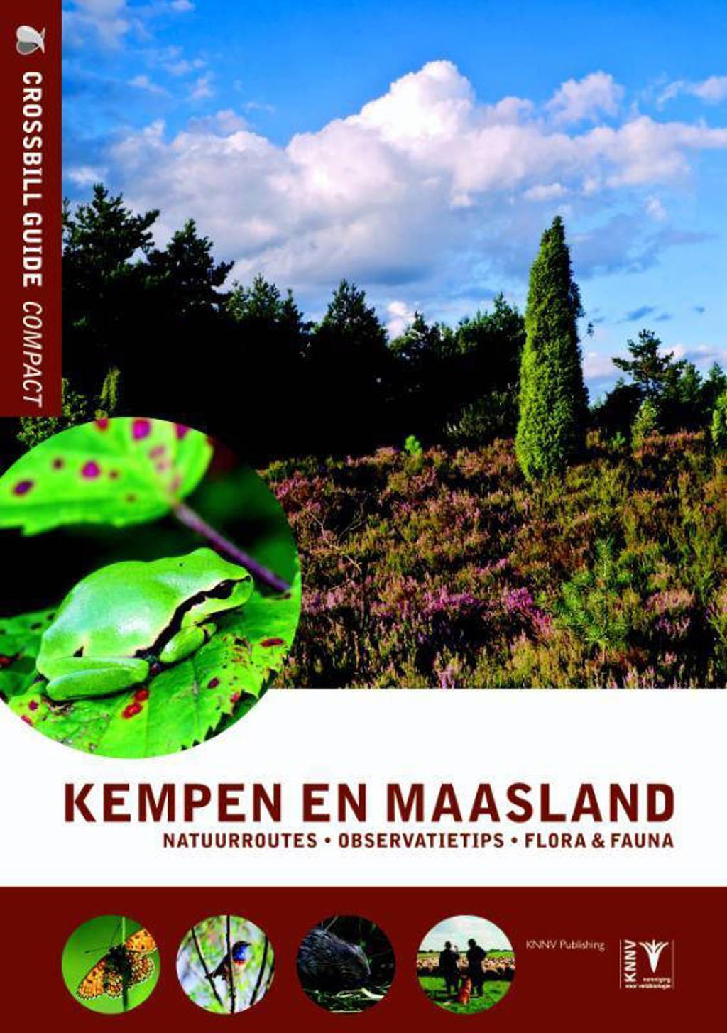 Crossbill Compact: Kempen en Maasland - Dirk Hilbers