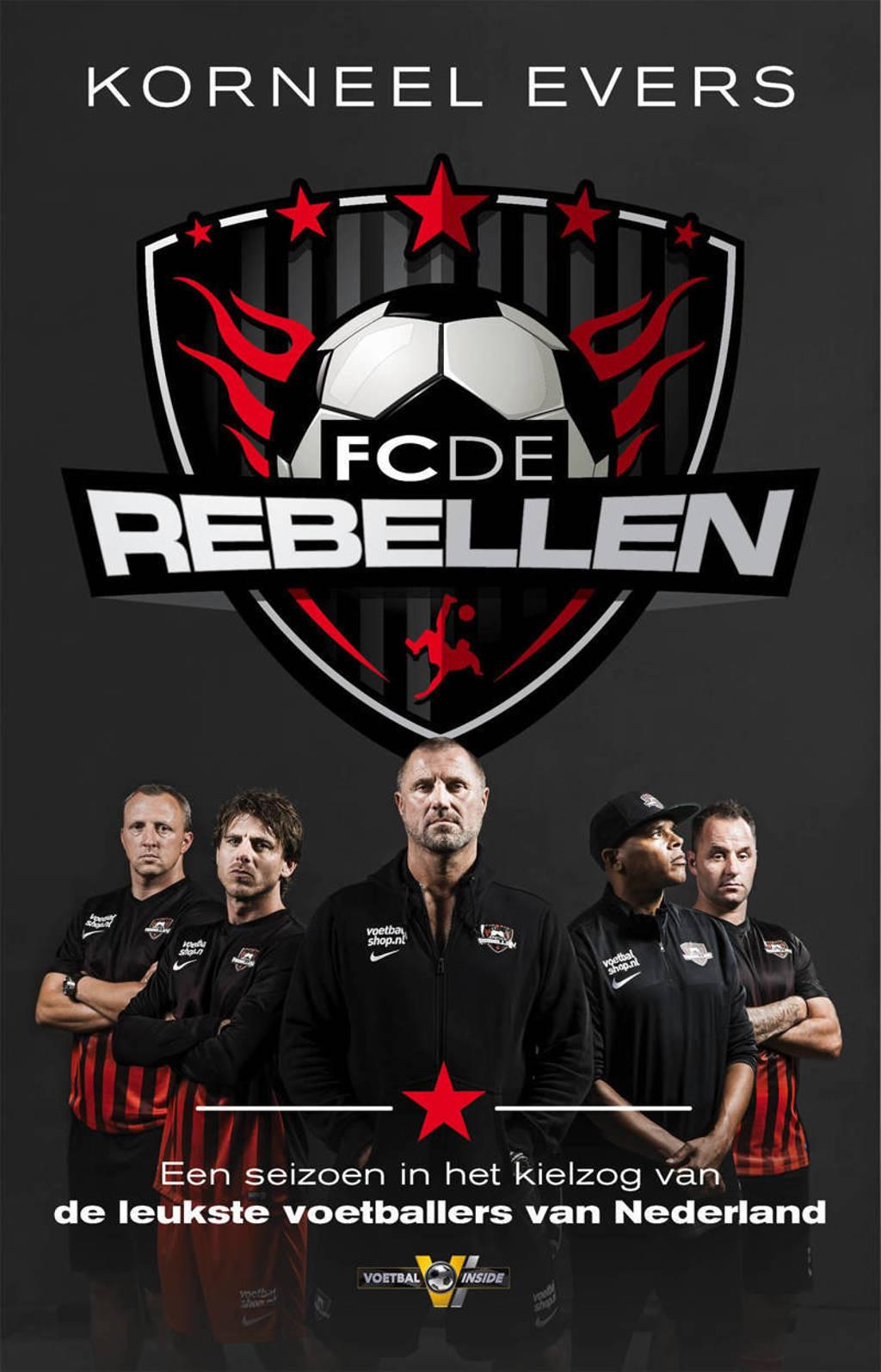 FC de Rebellen - Korneel Evers
