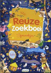 Mijn reuze zoekboek: Sprookjes - Benjamin Bécue en Tiago Americo