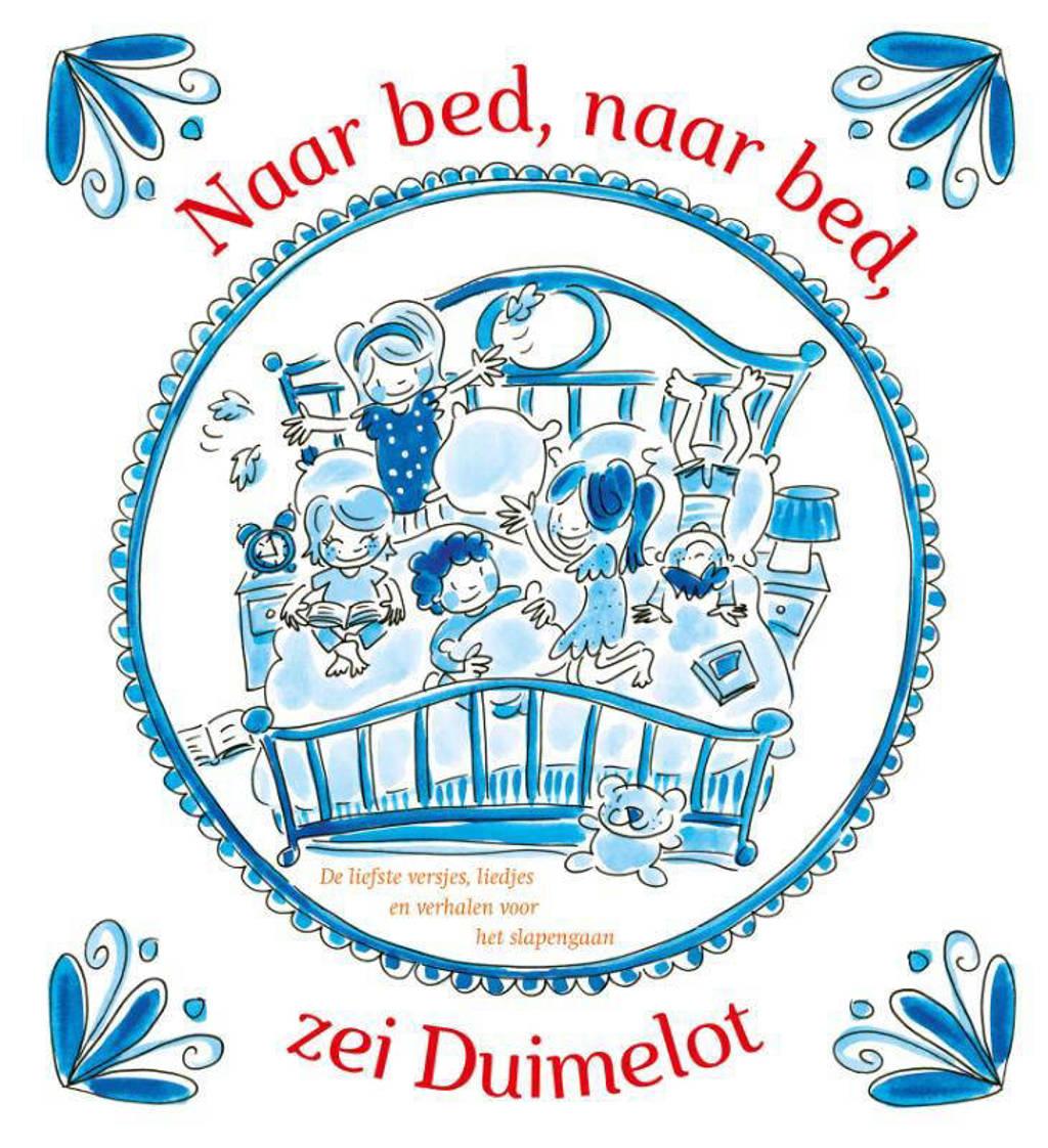 Naar bed, naar bed, zei Duimelot