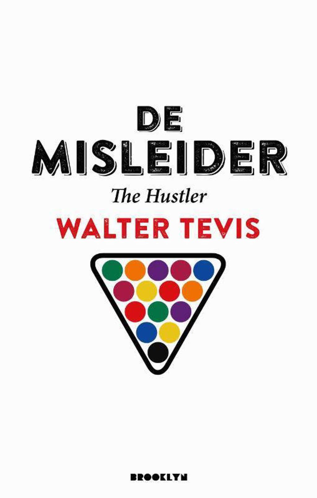 De misleider - Walter Tevis