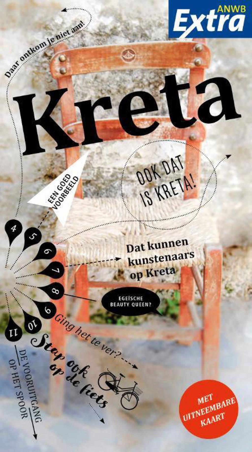 ANWB Extra: Kreta - Klaus Bötig