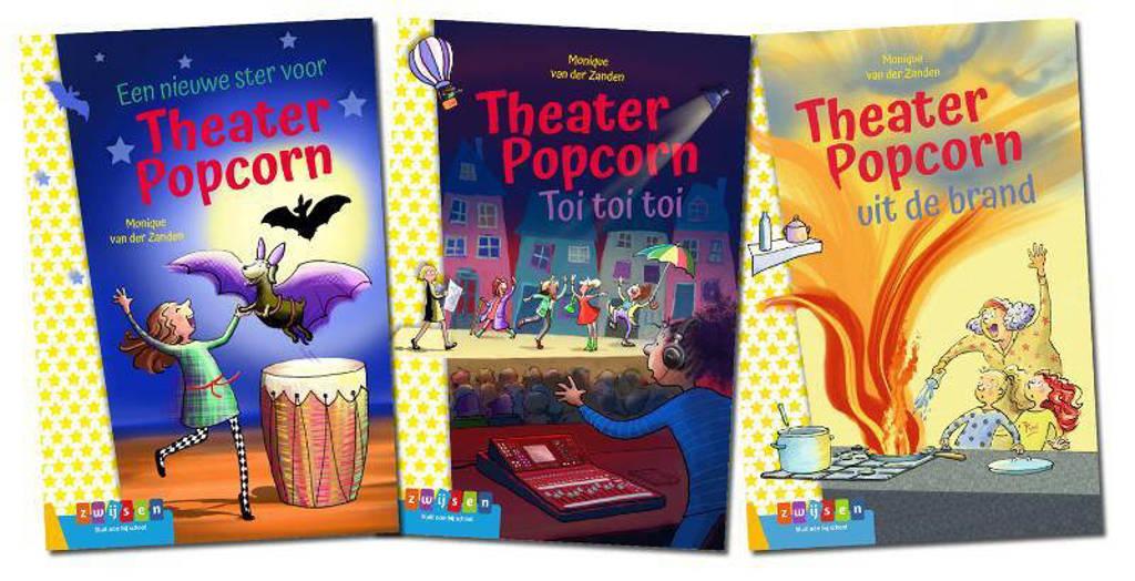 Supermeiden: Pakket Supermeiden Theater AVI E5 (3 titels)