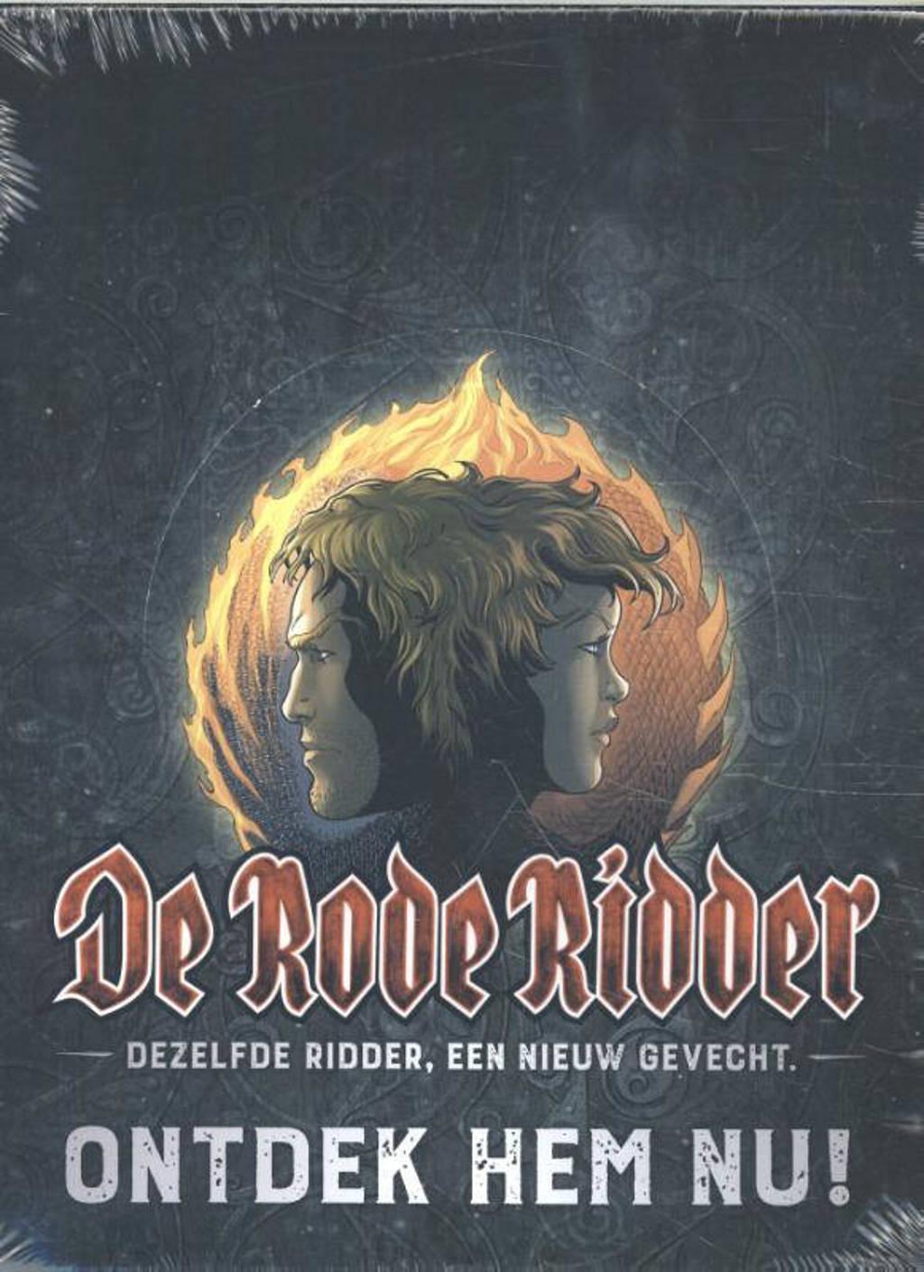 De Rode Ridder: Display 258/15 EX. - Willy Vandersteen