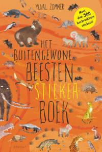 Het Buitengewone Beesten Stickerboek - Yuval Zommer