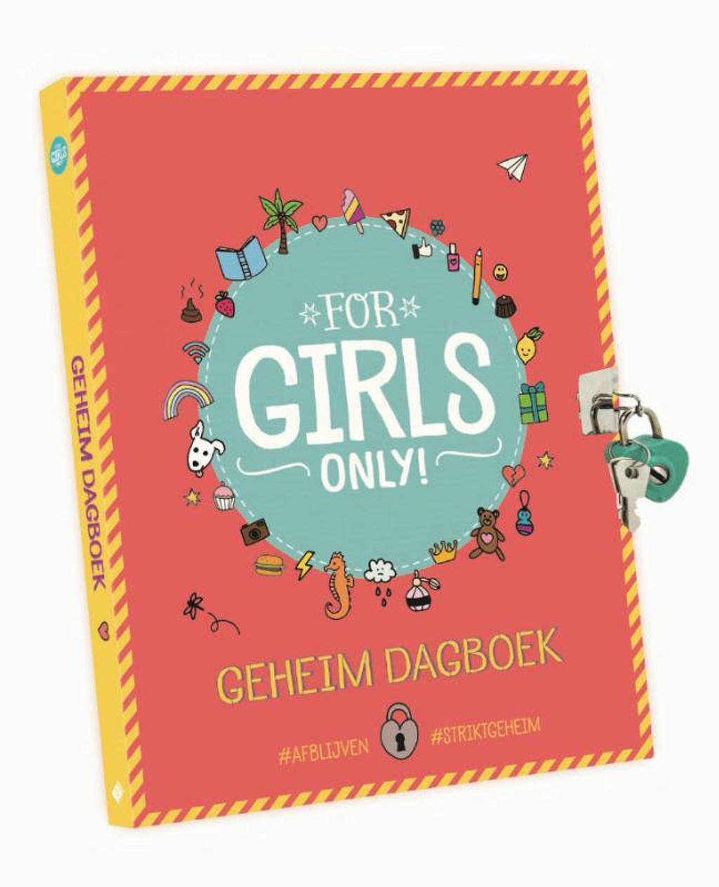 For Girls Only!: Geheim dagboek - Ruthje Goethals